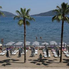 Geo Beach Hotel Marmaris пляж фото 2