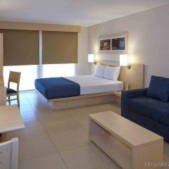 Отель City Express Nuevo Laredo Мексика, Нуэво-Ларедо - отзывы, цены и фото номеров - забронировать отель City Express Nuevo Laredo онлайн комната для гостей
