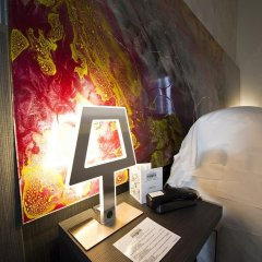Отель Arli Business And Wellness Бергамо ванная фото 2