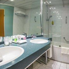 Отель NH Prague City ванная