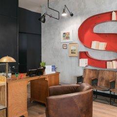 Отель So'Co by HappyCulture Франция, Ницца - 13 отзывов об отеле, цены и фото номеров - забронировать отель So'Co by HappyCulture онлайн интерьер отеля