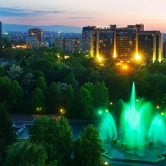 Гостиница InterContinental Almaty фото 8