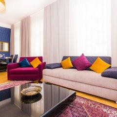 Апартаменты Abieshomes Serviced Apartments - Downtown комната для гостей фото 3