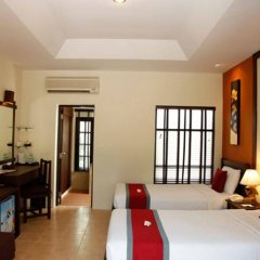 Отель Baan Chaweng Beach Resort & Spa комната для гостей
