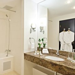 Гринвуд Отель ванная фото 2