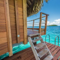 Отель Maitai Polynesia Французская Полинезия, Бора-Бора - отзывы, цены и фото номеров - забронировать отель Maitai Polynesia онлайн сауна