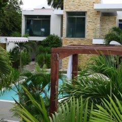 Отель Sayab Hostel Мексика, Плая-дель-Кармен - отзывы, цены и фото номеров - забронировать отель Sayab Hostel онлайн пляж