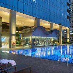 Hotel Boss бассейн