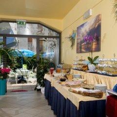 Hotel Milano Гаттео-а-Маре питание фото 2