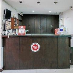 Отель Nida Rooms Narathivas 2888 Residence At Living Nara Place Бангкок интерьер отеля