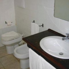 Aldebaran Hotel Сиракуза ванная