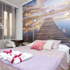 Отель Hostal Hispano комната для гостей фото 5