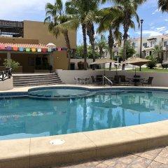 Отель Villa Lomas Мексика, Сан-Хосе-дель-Кабо - отзывы, цены и фото номеров - забронировать отель Villa Lomas онлайн бассейн фото 2