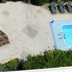 Pension Solnechny Hotel Судак бассейн
