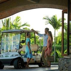 Отель Hilton Moorea Lagoon Resort and Spa городской автобус