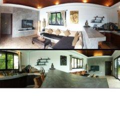 Отель Koh Tao Heights Pool Villas гостиничный бар