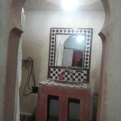 Отель Camels House Марокко, Мерзуга - отзывы, цены и фото номеров - забронировать отель Camels House онлайн ванная
