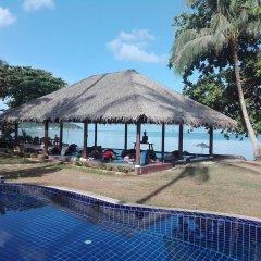 Отель Anahata Resort Samui (Old The Lipa Lovely) Таиланд, Самуи - отзывы, цены и фото номеров - забронировать отель Anahata Resort Samui (Old The Lipa Lovely) онлайн бассейн фото 2