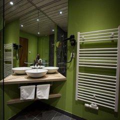 Отель Landhaus Ager ванная