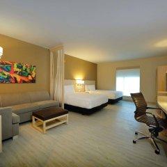 Отель Hyatt Place Tegucigalpa Гондурас, Тегусигальпа - отзывы, цены и фото номеров - забронировать отель Hyatt Place Tegucigalpa онлайн комната для гостей фото 2