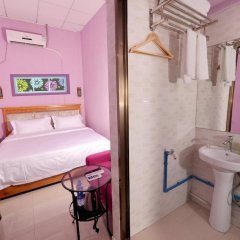 Отель Guangzhou Lanyuege Apartment Beijing Road Китай, Гуанчжоу - отзывы, цены и фото номеров - забронировать отель Guangzhou Lanyuege Apartment Beijing Road онлайн комната для гостей фото 3