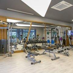 Отель Glamour Resort & Spa - All Inclusive фитнесс-зал фото 2