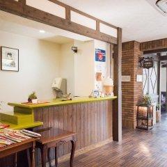 Отель Kannawa YUNOKA Япония, Беппу - отзывы, цены и фото номеров - забронировать отель Kannawa YUNOKA онлайн интерьер отеля