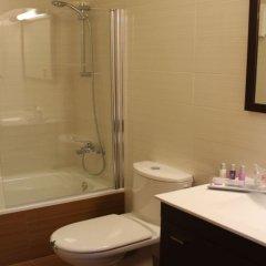 Отель Costarasa Apartamentos Альп ванная