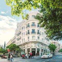 Отель Ibis Madrid Centro городской автобус