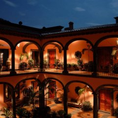 Отель Hacienda De San Antonio Сан-Антонио балкон