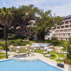 Отель Olissippo Lapa Palace – The Leading Hotels of the World Португалия, Лиссабон - 1 отзыв об отеле, цены и фото номеров - забронировать отель Olissippo Lapa Palace – The Leading Hotels of the World онлайн бассейн