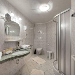 Отель Alpenland Италия, Горнолыжный курорт Ортлер - отзывы, цены и фото номеров - забронировать отель Alpenland онлайн ванная