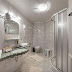 Hotel Alpenland Горнолыжный курорт Ортлер ванная