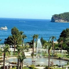 Avlu Hotel пляж фото 2
