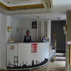 Отель Rez Butik Otel интерьер отеля фото 2