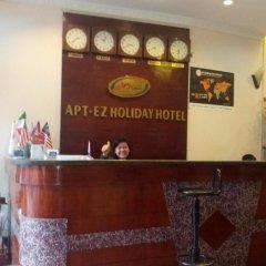 Отель Apt Ez Holidays Ханой интерьер отеля фото 2