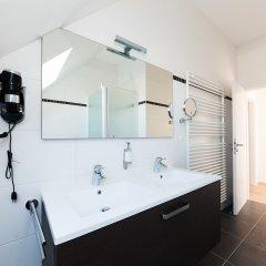 Отель Smartflats Design - Opera Бельгия, Льеж - отзывы, цены и фото номеров - забронировать отель Smartflats Design - Opera онлайн ванная фото 2