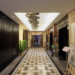 Отель Insail Hotels (Huanshi Road Taojin Metro Station Guangzhou ) Китай, Гуанчжоу - отзывы, цены и фото номеров - забронировать отель Insail Hotels (Huanshi Road Taojin Metro Station Guangzhou ) онлайн интерьер отеля
