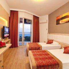 Gardenia Hotel Аланья комната для гостей