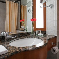 Гостиница Azimut Moscow Olympic ванная фото 2