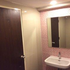 Отель @ Love Place Hotel Таиланд, Бангкок - отзывы, цены и фото номеров - забронировать отель @ Love Place Hotel онлайн ванная фото 2
