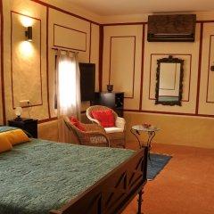 Hotel Rural Termas Aqua Libera Ла-Гарровилья комната для гостей фото 5
