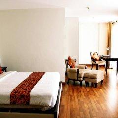 Отель Bless Residence Бангкок комната для гостей фото 4