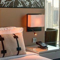 Steigenberger Hotel Business Bay, Dubai комната для гостей фото 16