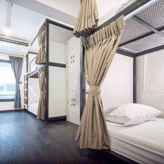 Moon House Hostel - Bangkok Бангкок комната для гостей фото 4