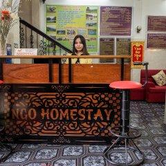 Отель Ngo Homestay Хойан интерьер отеля