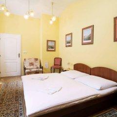 Гостевой Дом Pension Dientzenhofer Прага комната для гостей фото 5
