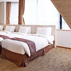 Отель SKYPARK Myeongdong II Южная Корея, Сеул - 1 отзыв об отеле, цены и фото номеров - забронировать отель SKYPARK Myeongdong II онлайн комната для гостей фото 2