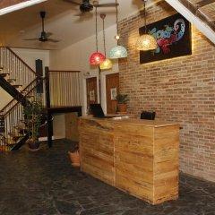 Отель Gecko Republic Jungle Hostel Таиланд, Остров Тау - отзывы, цены и фото номеров - забронировать отель Gecko Republic Jungle Hostel онлайн интерьер отеля фото 2