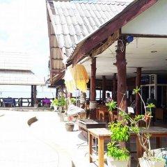 Отель Lanta New Beach Bungalows бассейн фото 3